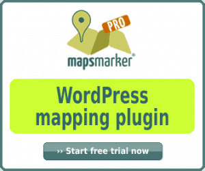 Maps Marker WordPress Mapping Plugin