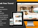Book Your Travel: Online Booking WordPress Theme