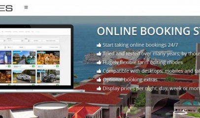 Jomres Online Booking and Property Management